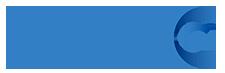 Logo system c blue